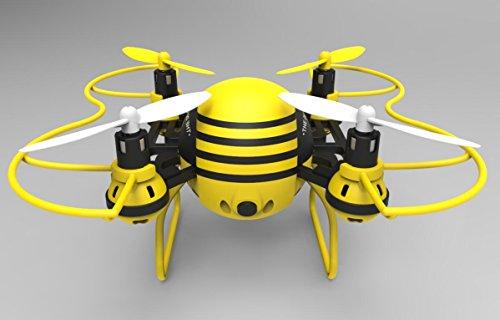 Produktbild H1 RC MULTI-FUNKTION Mini Drohne mit Kamera HD Live übertragung, Höhenhaltung, App Steuerung und Schwerkraftsensor 2.4GHz 4CH 6-Axis Gyro Quadrocopter