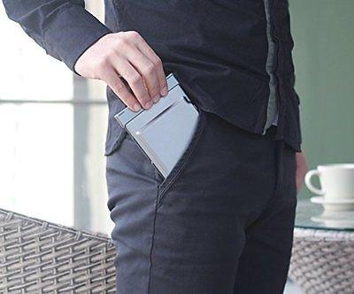 MP power @ Faltbare Bluetooth Tastatur Drahtlose Magnetisch beweglicher Mini Keyboard QWERTY layout für IOS Android Windows Tablet und Smartphone Kompatibel mit Iphone 6 Plus 6s Plus 6 6S 5 5S 4 4S 3G 3GS Samsung Galaxy S6 S6 Edge Edge+ S5 S4 S4 Active S4 Mini S3 S3 Mini S2 Note 4 Ipod Touch 3 4 5 HTC ONE X ONE S Z520E LG G2 G3 G4 Nexus 4 Nexus 6 P760 Nokia Lumia 920 820 Sony Z1 Z2 Z3 C4 C5 M4 M5 Huawei P8 Mate S Ipad Mini 1 2 3 4 Ipad Air Ipad Pro - 5