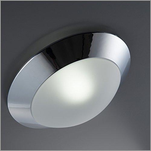 Led baddeckenleuchte 230v ip44 badezimmer geeignet wandlampe led deckenlampe led deckenstrahler - Badezimmer wandlampe ...