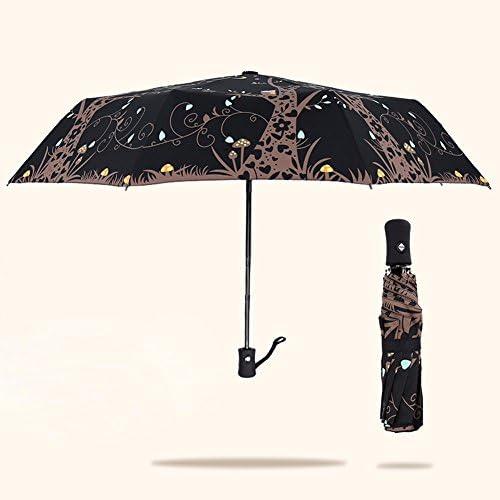 SSBY Ombrello automatico ombrello ombrello ombrello a doppio uso creativo di piegatura ombrello ombrelloni fino agli uomini e alle donne della Corea   Aspetto estetico    Abbiamo Vinto La Lode Da Parte Dei Clienti  a11b7c