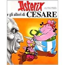 Asterix e Gli Allori DI Cesare (Astérix Italien)