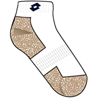 Lotto Calcetines de tenis tour Women, mujer, talla 35 – 38 (sockengr.), White/Navy