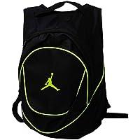 Nike Jordan Air Jumpman Backpack Book Bag-Black/Green by