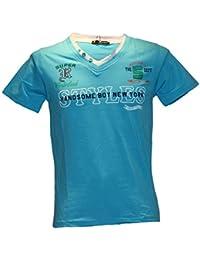 Waooh - T-Shirt Styles Col V Sulyvan