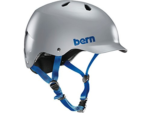 Bern Helm Bern Helm Watts EPS Thin Shell SATINGRAU, XXL/XXXL (60, 5-63, 5CM), VM5ESGRY2X3X, satingrau, XXL/XXXL (60, 5-63, 5cm), VM5ESGRY2X3X