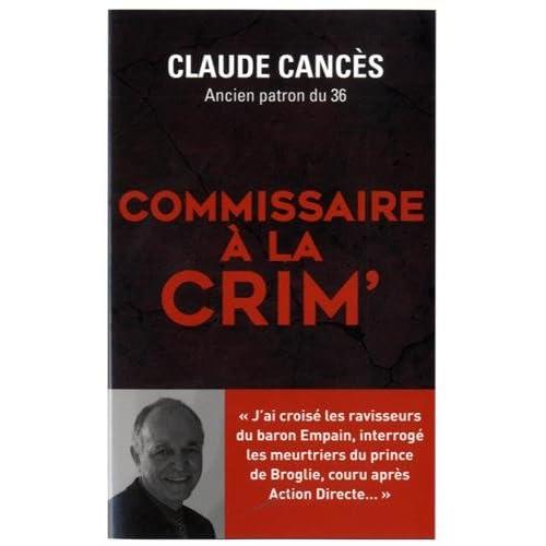 COMMISSAIRE À LA CRIM