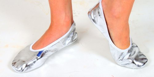 The Turkish Emporium Ltd–Zapatillas de estar por casa para niña Size: 4.5