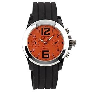 Eton 3018G-OR – Reloj para Hombres Color Negro