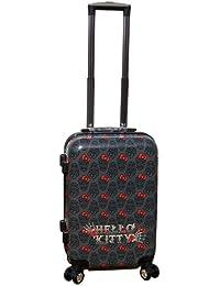 Hello Kitty Trolley para portátiles, Nero e Rosso (negro) - hk160313