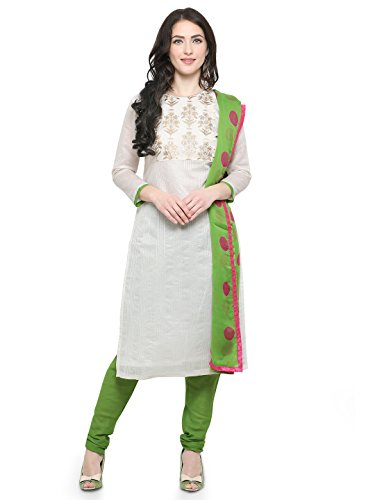 Monika Silk Mill dress materials for women cotton new collection party wear...