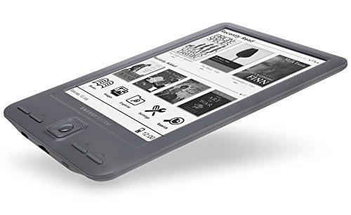 """Energy Sistem eReader Slim - Lector de libros electrónicos de 6"""", 8 GB"""