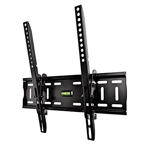 "Yousave Accessories Slim Compact TV Wall Mount Bracket for 26"" to 50"" LED, LCD and Plasma Flat Screen"