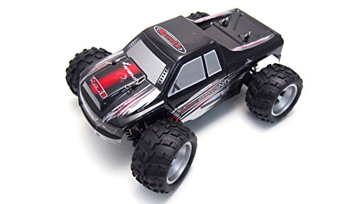 Red, Monstertruck, 4WD, M 1:18