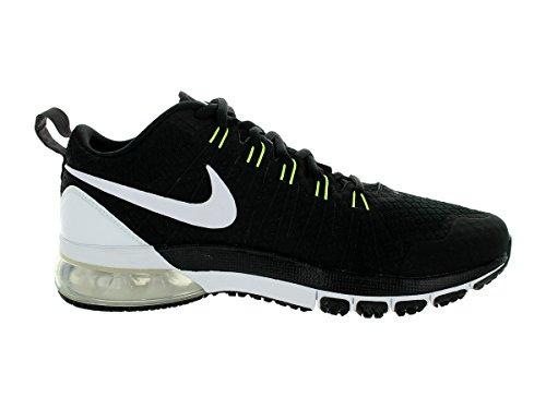 Nike Air Max Tr180 Scarpe da Ginnastica, Uomo Nero e Bianco