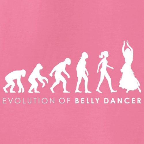Evolution of Woman - Bauchtanz - Damen T-Shirt - 14 Farben Azalee