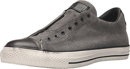 Converse Men's Chuck Taylor All Star Vintage-Slip Beluga/Black 151271C-073 Converse Vintage Slip