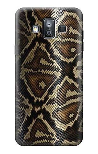 Innovedesire Anaconda Amazon Snake Skin Graphic Printed Funda Carcasa Case para Samsung Galaxy J7 Duo