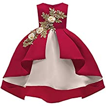 buy popular 2ef54 5ad70 Amazon.it: vestiti eleganti bambina - Multicolore