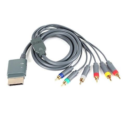 HDTV / YUV 5.1 Component HD-AV-Kabel für Xbox 360