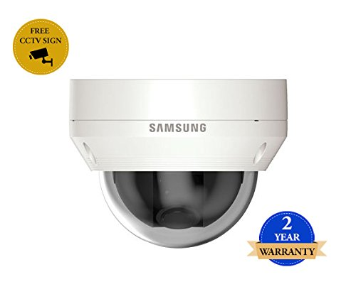 SS338 - SAMSUNG SCV-5083 1280h 1000TVL WDR DAY & NIGHT IP66 vandalismusgeschützte CCTV-DOME-KAMERA Vario (2,8 ~ 10,5 mm)