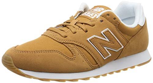 New Balance Herren 373 Sneaker, Brown Sugar, 45.5 EU