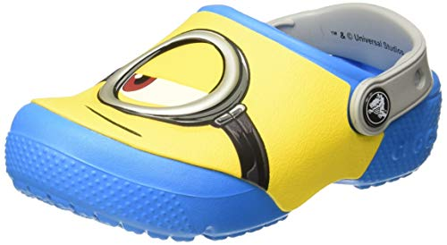 Crocs Unisex Kids Fun Lab Minions Clogs