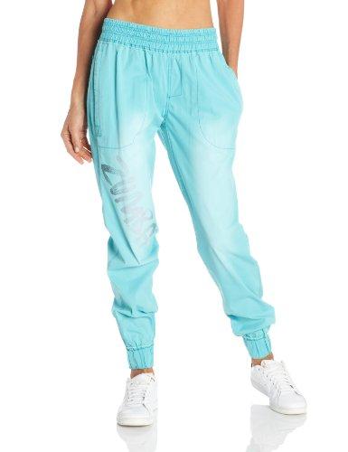 Zumba Fitness Pantaloni Donna Wham-Bam Stretch Pants, Blu (Marine), S