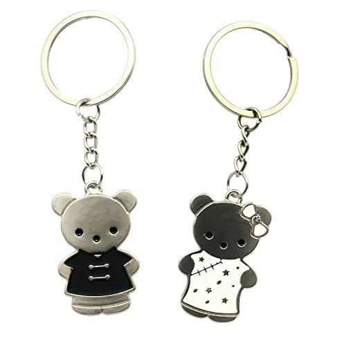 1 paio di Cartoon orso coppia stile