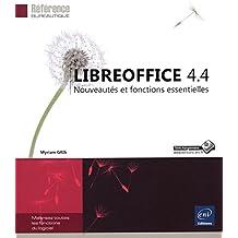 LibreOffice 4.4 - Nouveautés et fonctions essentielles