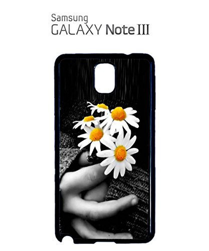 Daisy Romantic Hand Love Child Children Cute Mobile Phone Case Samsung Note 3 White Blanc
