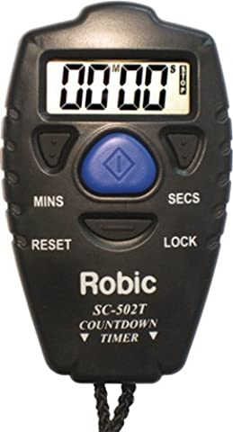 Robic SC-502 Countdown Timer by