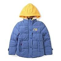 OCHENTA Boys Stylish Winter Coat Winter Parka Jacket Quilted Puffer Downs Coat