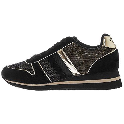 Versace Jeans Linea Stella Dis B1 E0VQBSB1M27, Scarpe sportive Noir