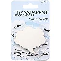 SUCK UK Transparent Bubble Sticky Notes