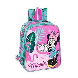 Minnie Mouse «Palms» Oficial Mochila Infantil 220x100x270mm