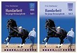 Handarbeit für junge Dressurpferde 1 & 2, 2 DVDs