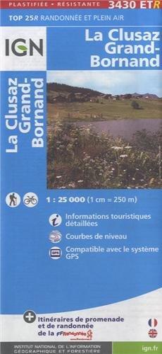 3430ETR LA CLUZAZ/GRAND-BORNAND (RESISTANTE)