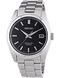 Seiko Men's Analogue Automatic Watch with Stainless Steel Bracelet – SARB033
