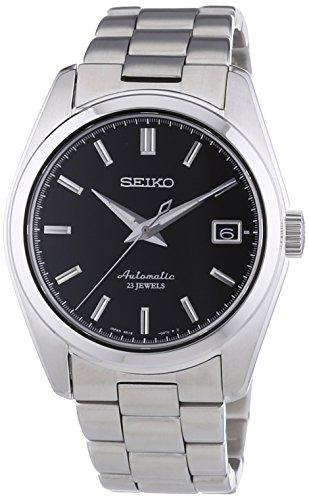 Seiko Herren-Armbanduhr Spirit Automatik SARB033