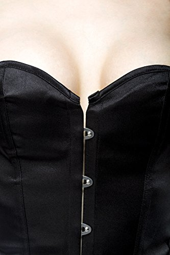 Yourdesignerz - Camicia - Basic - Senza maniche  -  donna Nero