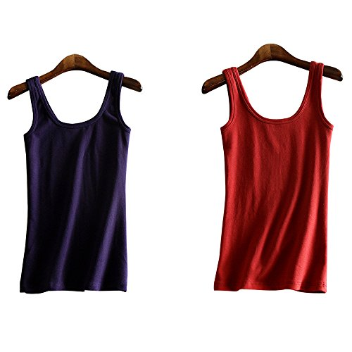 OEM T-Shirt Estiva da Donna in Jersey di Cotone da 2 PZ Multicolore10