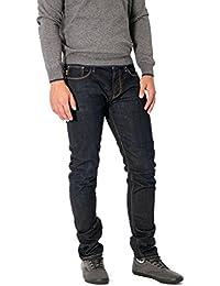 Armani Jeans Slim Fit Jeans Bleu Rinçage J06