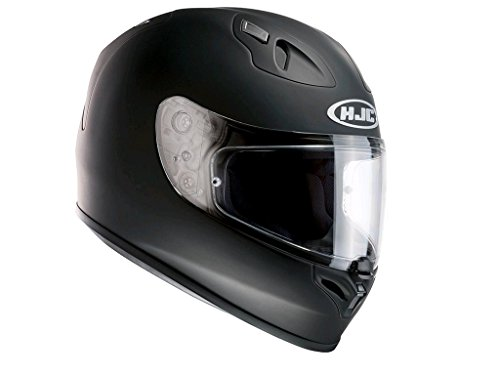 Helm HJC FG-17 schwarz-matt