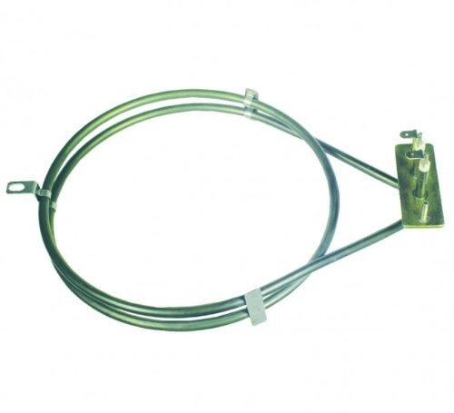 Heizelement Heißluft 2000W 230V Backofenheizung für die Heißluft