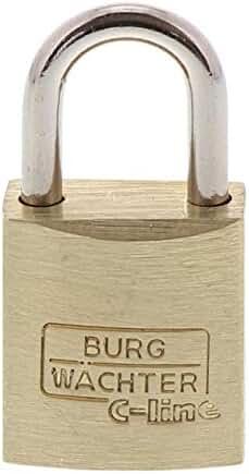 770 HB 40 65 SB Burg W/ächter 770/HB Lock Alloy Titanium 1