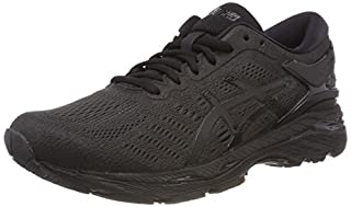 ASICS Men's Gel-Kayano 24 Running Shoes, Black/Carbon 9090, 8 UK 42.5 EU (B0782WD6WD) | Amazon price tracker / tracking, Amazon price history charts, Amazon price watches, Amazon price drop alerts