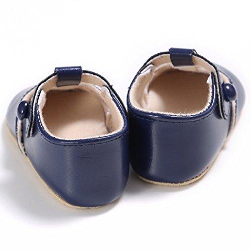 6 Wanderschuhe Weiche Sohle Erste 12 Rutschfeste Schuhe 0 Monate 18 Tiefes Blau M 12 Prinzessin Weiß Für Baby Auxma pEqAOWxpY