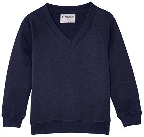 Trutex Limited Unisex Sweatshirt 260G Crew Neck Blau (Ink Blue)