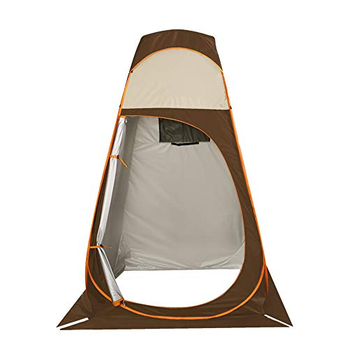eidezelt Privatsphäre Tragbares Camping Radfahren Toilette Dusche Strand Und Umkleideraum Extra Hoch Geräumiger Zeltunterstand, 120 * 120 * 210 cm ()