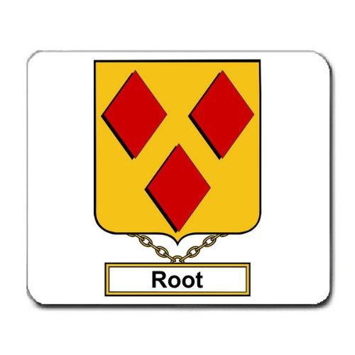 Root Familienwappen Wappen Maus Pad
